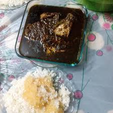 1 - غذاهای محلی سیراف؛ از قاتق ماهی تا وُدام