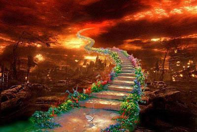 تصویر از «قیامت»، روزی که جانها به لب می رسد