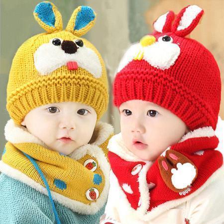 تصویر از مدل شال و کلاه نوزادی