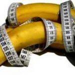 برای کاهش وزن موز نخورید.