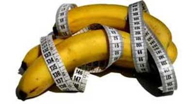 تصویر از برای کاهش وزن موز نخورید.