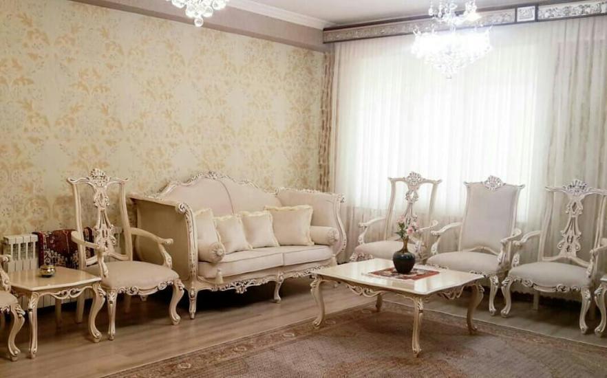 تصویر از مدل مبلمان منزل راحتی شیک برای خانه های ایرانی