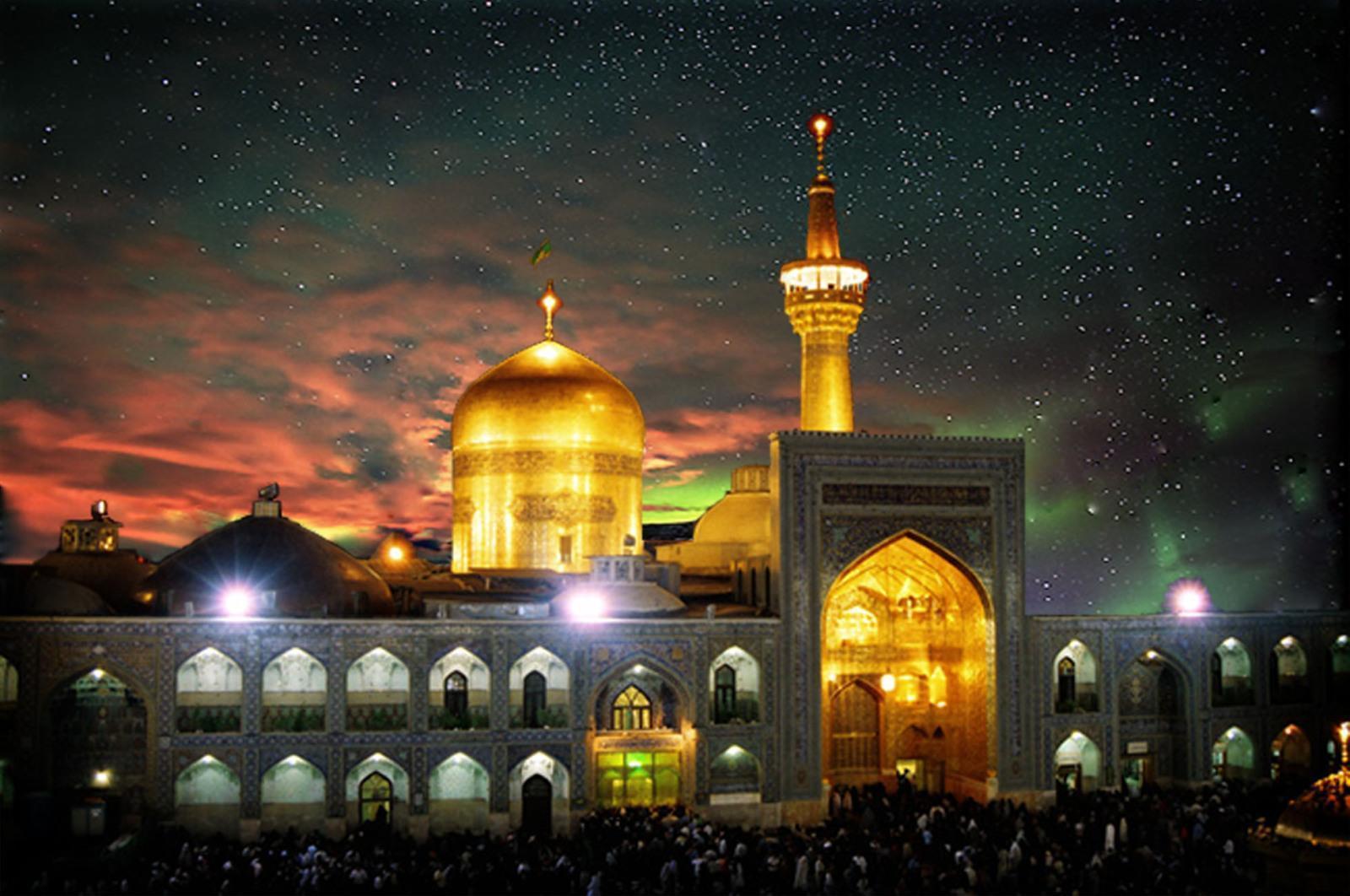تصویر از کرامات و معجزات امام رضا (ع)