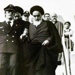 اشعار ورود امام خمینی به ایران