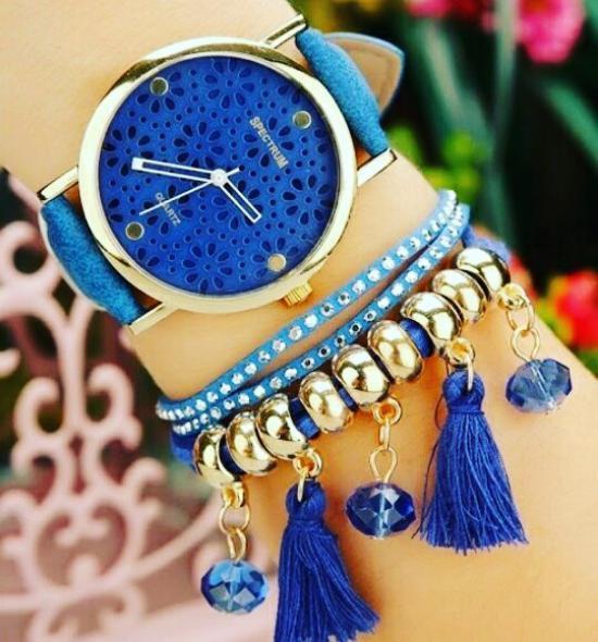 تصویر از مدل ساعت زنانه جدید جذاب برای خانم های خوش پوش