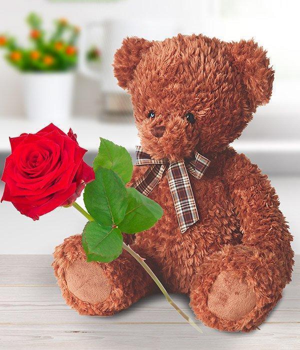 تصویر از دسته گل ولنتاین؛ 25 عکس تزیین دسته گل های رز مخصوص روز ولنتاین