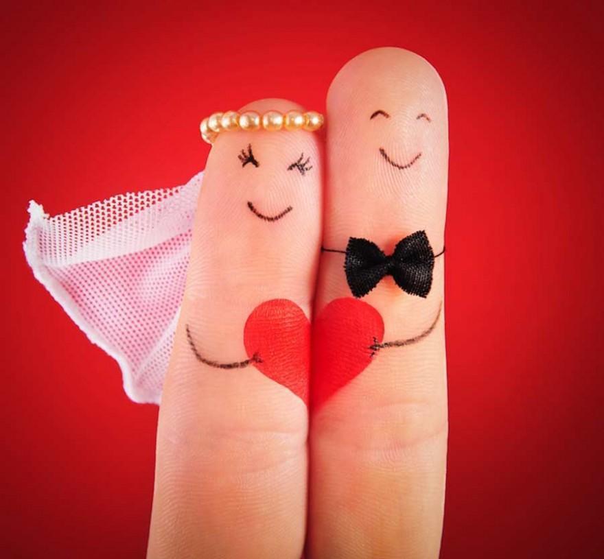 تصویر از بر خودم لازم میدانم ازدواج کنم