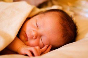 خرخر کودکان در خواب