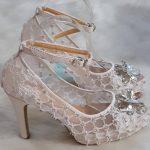 جدیدترین مدل کفش عروس ۹۷ با طرح های مد سال