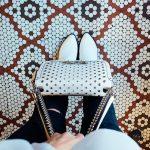 کیف مجلسی زنانه جدید بسیار شیک برای خانم های باسلیقه