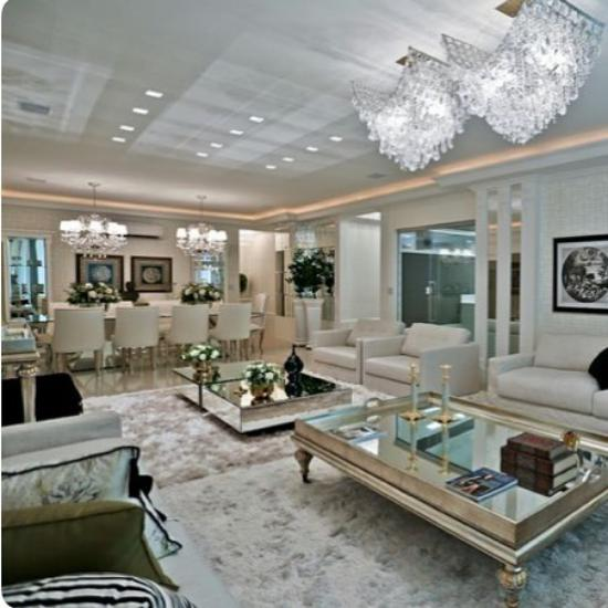 تصویر از مدلهای دکوراسیون داخلی خانه های لوکس لاکچری و شیک