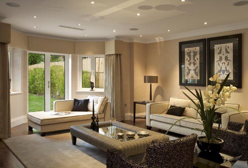 تصویر از شیک ترین مدل دکوراسیون منزل ۲۰۱۹ با طراحی شیک و زیبا