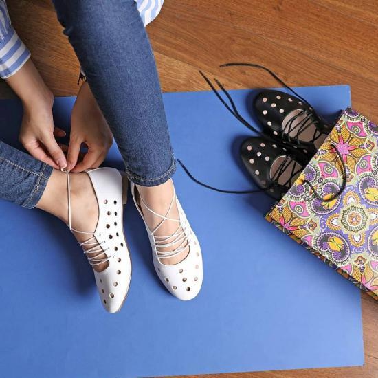 مدل کفش دخترانه جدید ۲۰۱۹ با طرح های جذاب و زیبا