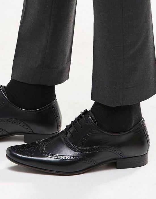 کفش چرم مجلسی مردانه جدید