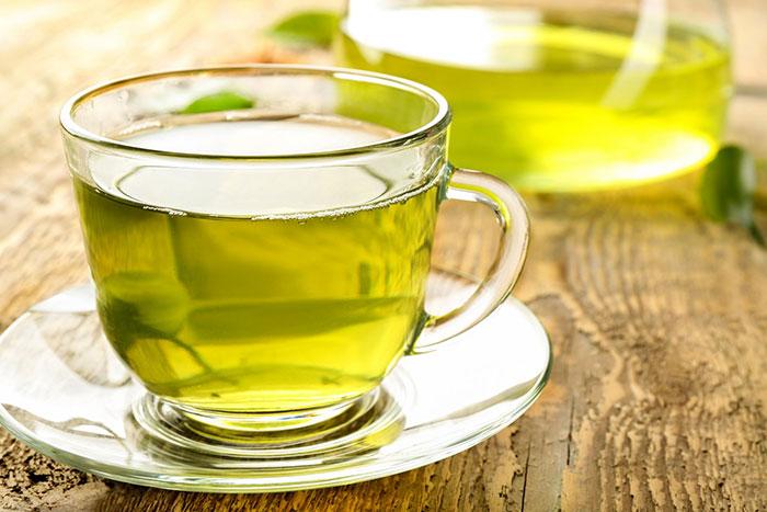 تصویر از خواص درمانی چای سبز و فواید آن بر سلامت بدن