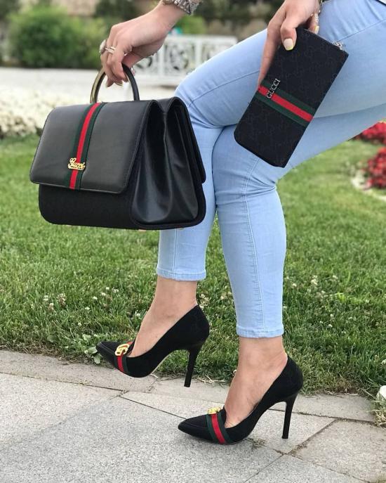 مدل کیف و کفش ست جدید