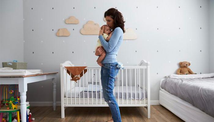 درمان دل درد نوزادان