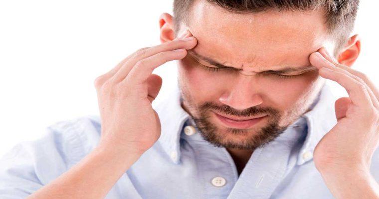 تصویر از رابطه سردرد مردان با کمبود ویتامین D