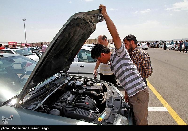 تصویر از قیمت خودرو امروز ۱۳۹۷/۰۶/۰۶ ثبات قیمت ها در بازار خودرو