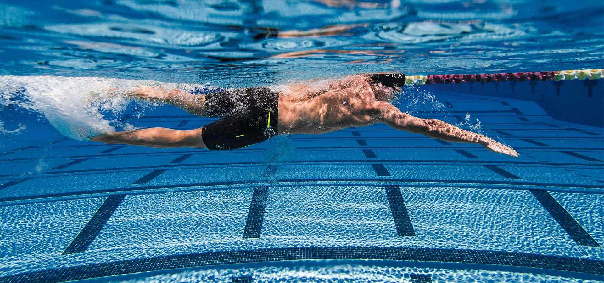 برنامه غذایی ویژه افرادی که شنا می کنند