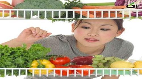 رژیم غذایی برای بانوان ورزشکار و گیاهخوار