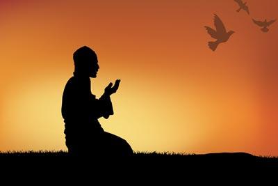تصویر از طریقهی خواندن نماز چهارده معصوم(ع)