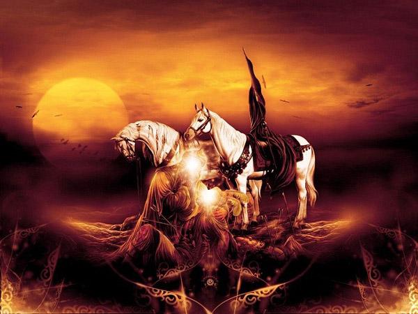 تصویر از وقایع روز ششم محرم الحرام سال 61 هجری قمری