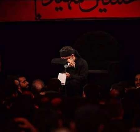 تصویر از دانلود نوحه آب به خیمه نرسید فدای سرت محمود کریمی
