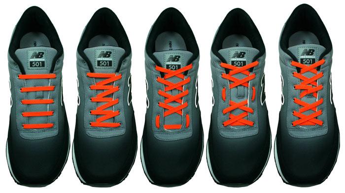 آموزش انواع بستن بند کفش