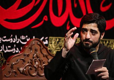 تصویر از مداحی شهادت امام حسن مجتبی (ع)|98