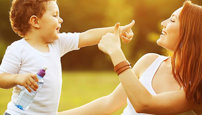 ۳۴ فعالیت و بازی با کودک سه ساله