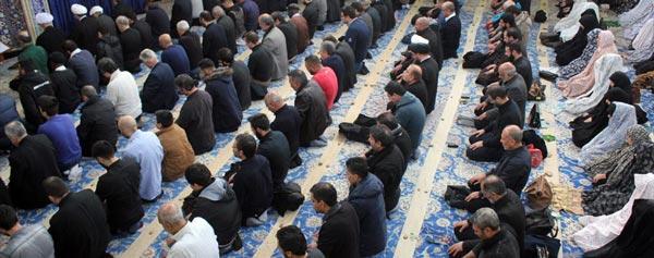 سلام نماز را چگونه بخوانیم؟