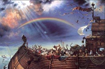 تصویر از زندگینامه حضرت نوح (ع)