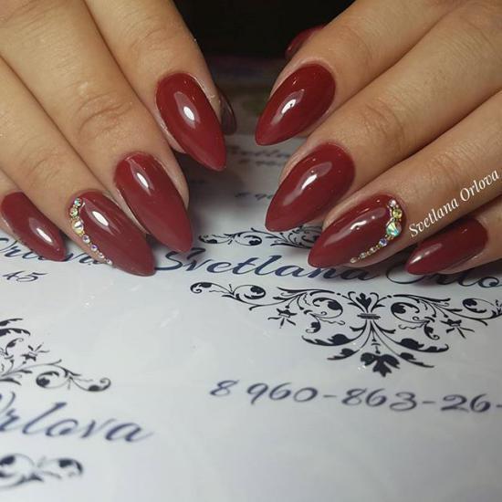 رنگ لاک ناخن ۹۸ برای خانم های باسلیقه