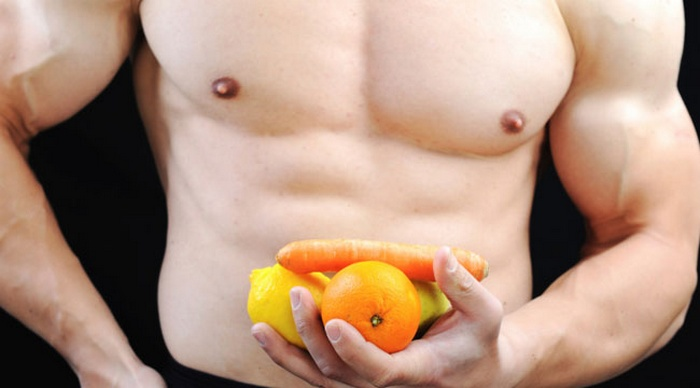 برنامه غذایی برای وزن گرفتن در بدنسازی