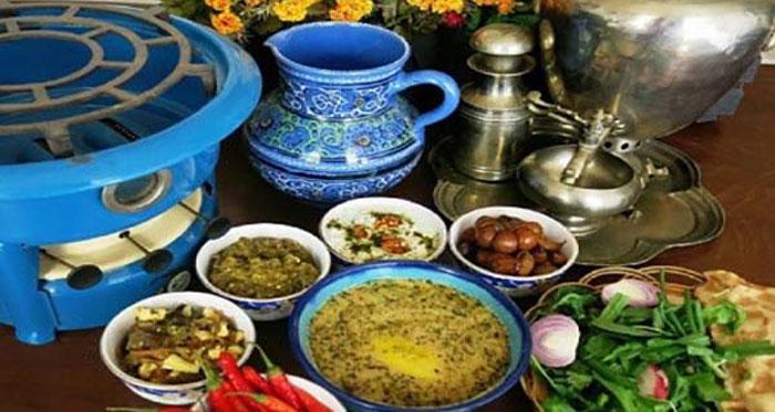 طرز تهیه آبگوشت کشک، غذایی محلی و خوشمزه