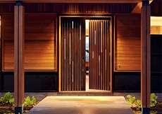 مدل درب ورودی ساختمان