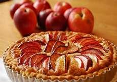 طرز تهیه تارت سیب تارت