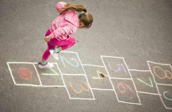 بازی های ورزشی برای کودکان