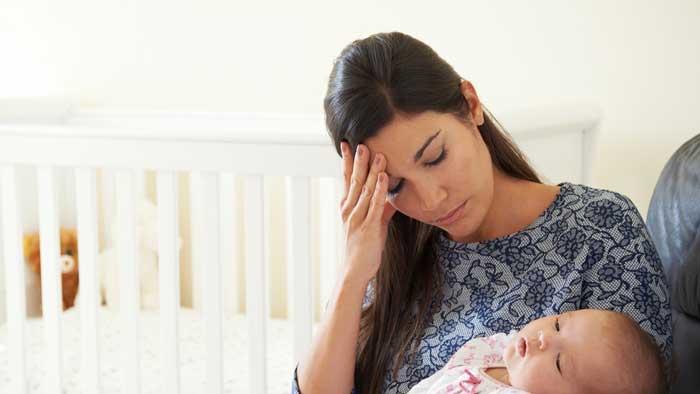 مصرف داروی ضد افسردگی در شیردهی