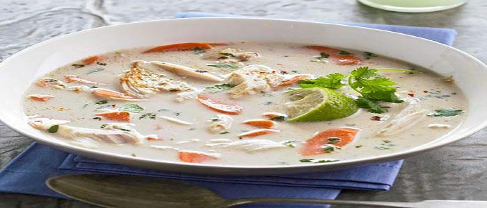 طرز تهیه سوپ مرغ به ۳ روش