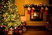 تصویر از تزیین درخت کریسمس با ایده های جدید