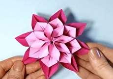 آموزش ساخت اوریگامی در ۸ طرح مختلف