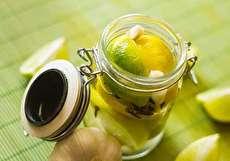 طرز تهیه ترشی لیمو با سرکه به ۲ روش خاص
