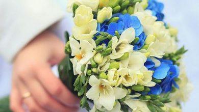 تصویر از مدل دسته گل عروس ۲۰۱۹ جدید (۱۵ نمونه از بهترین ها)