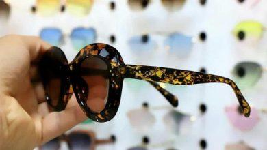 عینک آفتابی دخترانه جدید2019 با قاب متفاوت اروپایی