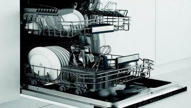 راهنمای نصب ماشین ظرفشویی