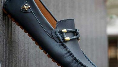 تصویر از مدلهای جذاب کفش کالج مردانه بسیار شیک