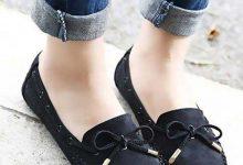 مدلهای جذاب و شیک کفش کالج زنانه