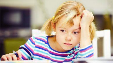 تصویر از رفتار با کودک تنبل در ۵ گام موثر